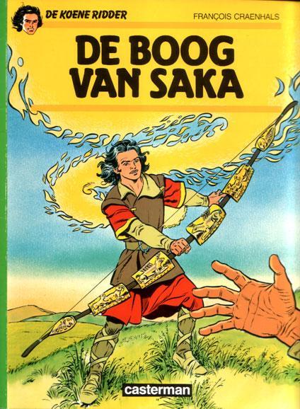 De Koene Ridder 16 De boog van Saka