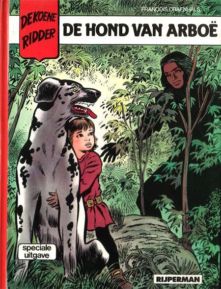 De Koene Ridder B5 De hond van Arboë