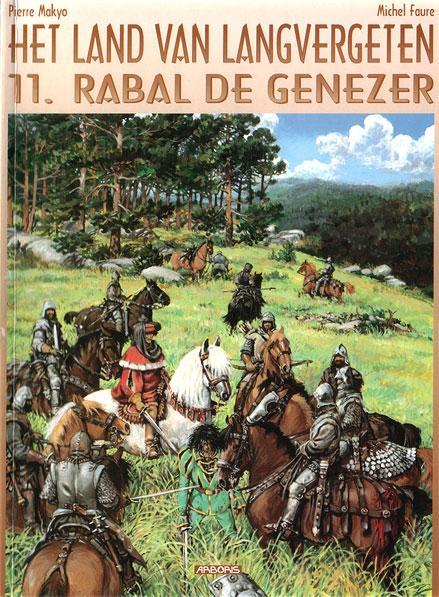 Het land van langvergeten 11 Rabal de genezer