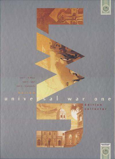 Universal War One INT BOX2 Coffret 2