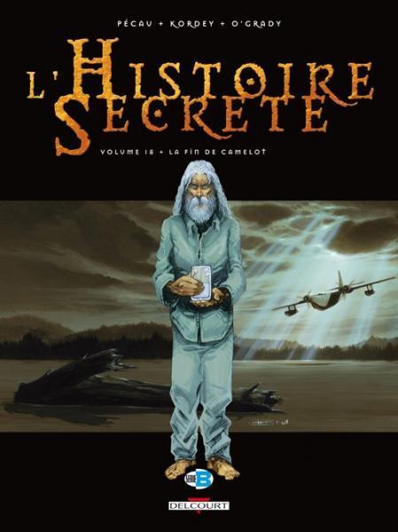 De verborgen geschiedenis 18 La fin de Camelot