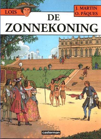 Lois 1 De Zonnekoning