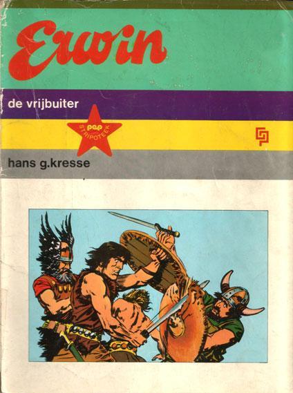 Erwin 1 De vrijbuiter