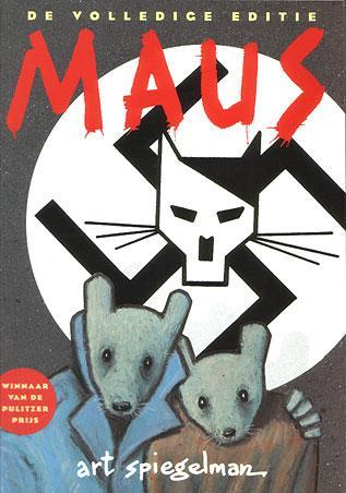 Maus INT 1 Maus, de volledige editie