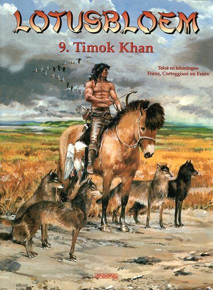 Lotusbloem 9 Timok Khan