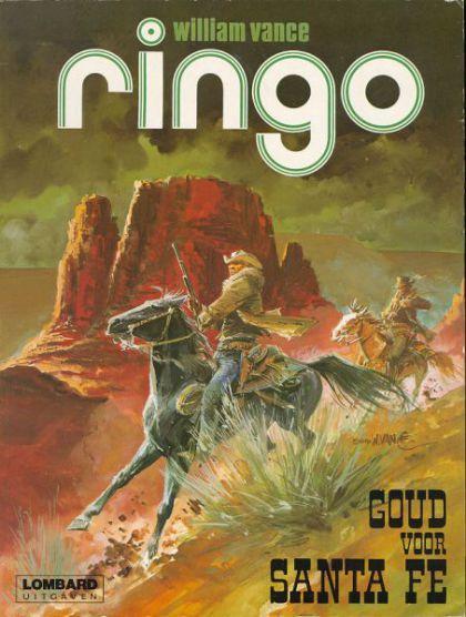 Ringo A2 Goud voor Santa Fe