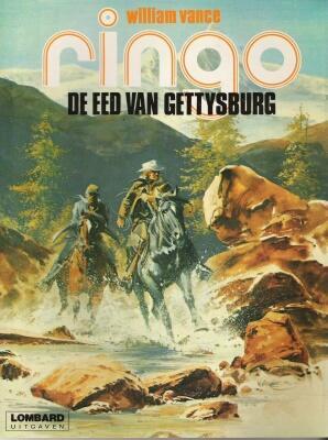 Ringo A3 De eed van Gettysburg