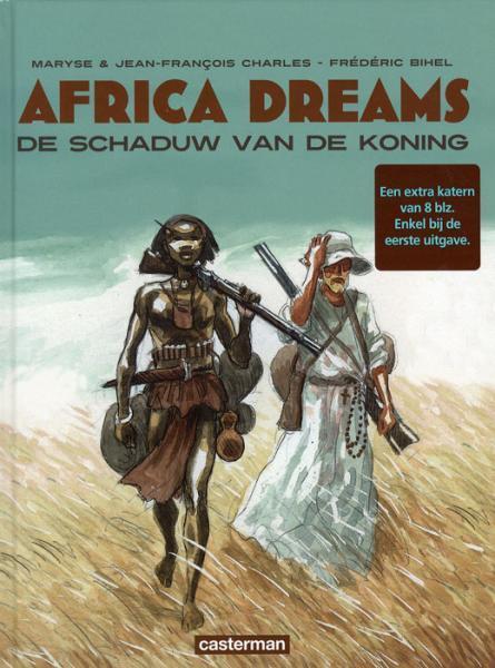 Africa Dreams 1 De schaduw van de koning