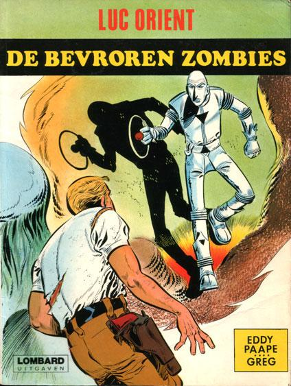 Luc Orient 2 De bevroren zombies