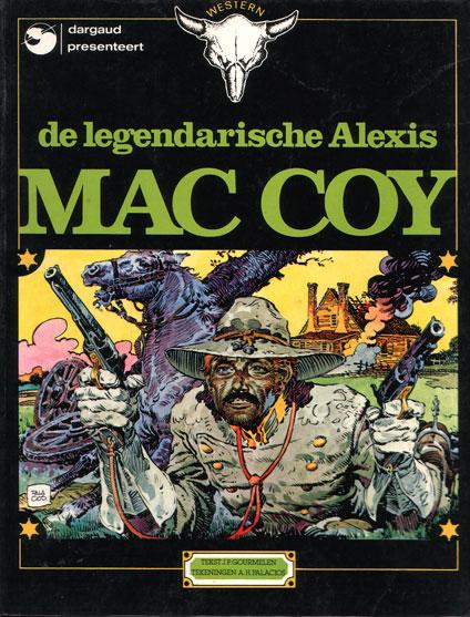 Mac Coy 1 De legendarische Alexis Mac Coy