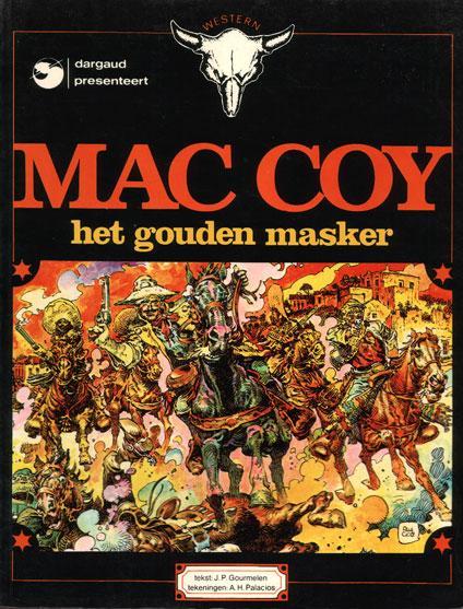 Mac Coy 3 Het gouden masker