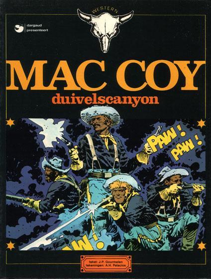 Mac Coy 9 Duivelscanyon