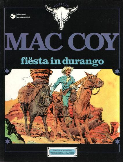 Mac Coy 10 Fiësta in Durango