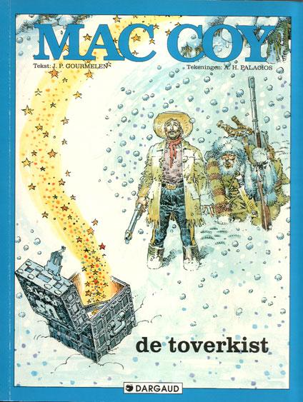 Mac Coy 18 De toverkist
