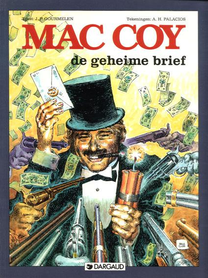 Mac Coy 19 De geheime brief