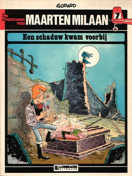 Maarten Milaan 7 Een schaduw kwam voorbij