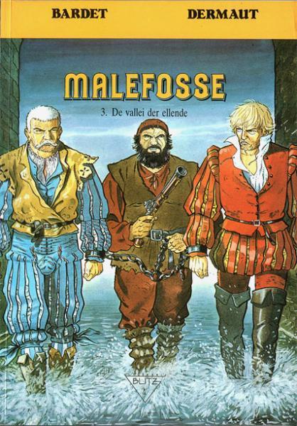 Malefosse 3 De vallei der ellende