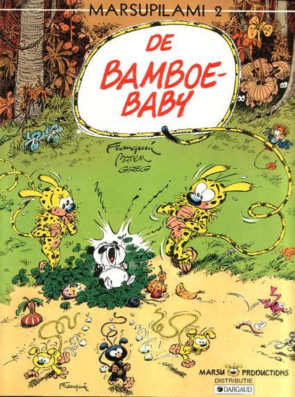Marsupilami 2 De bamboe-baby