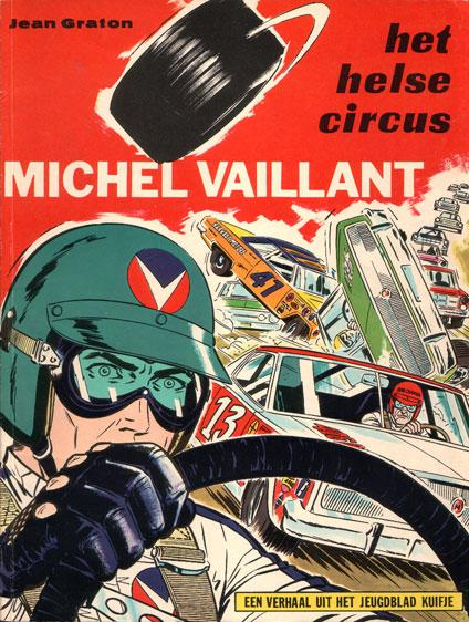 Michel Vaillant 15 Het helse circus