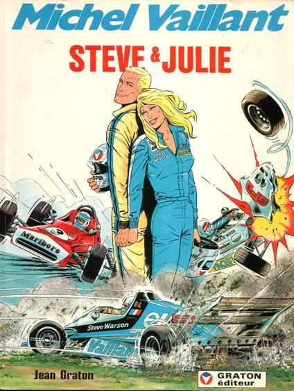 Michel Vaillant 44 Steve & Julie