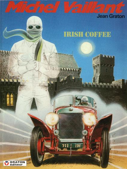 Michel Vaillant 48 Irish coffee