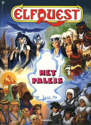 Elfquest 20 Het paleis