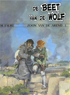 De zoon van de arend 1 De beet van de wolf