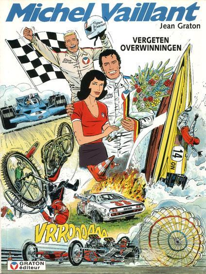 Michel Vaillant 60 Vergeten overwinningen
