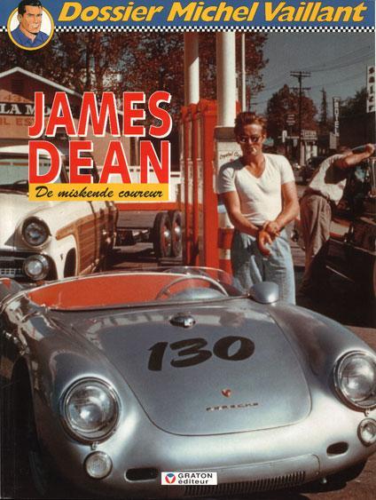 Dossier Michel Vaillant 1 James Dean, de miskende coureur