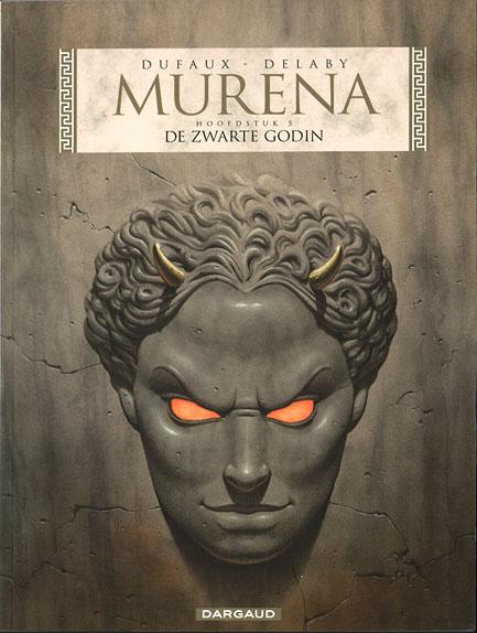 Murena 5 De zwarte godin