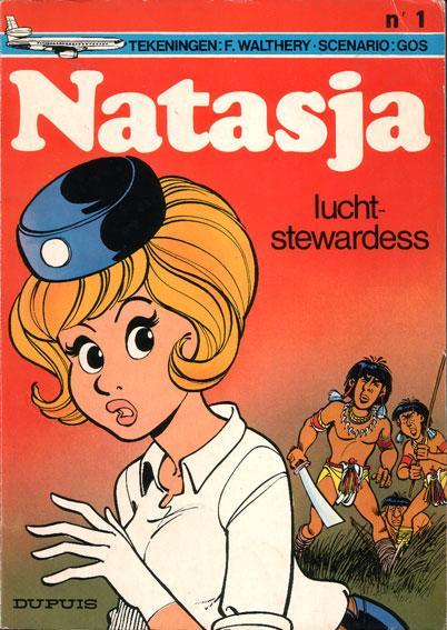 Natasja 1 Natasja, luchtstewardess