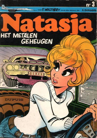 Natasja 3 Het metalen geheugen