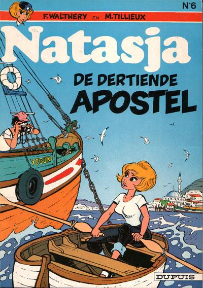 Natasja 6 De dertiende apostel