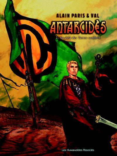 Antarcides 2 Au-delà des terres sombres