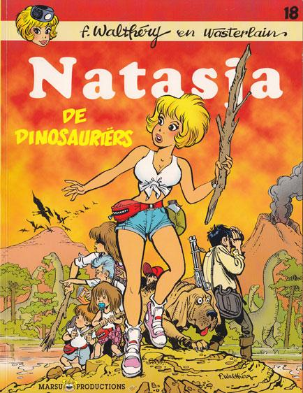 Natasja 18 De dinosauriërs