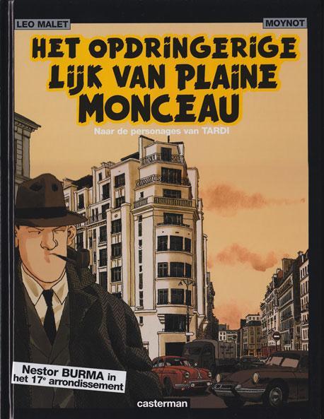 Nestor Burma 9 Het opdringerige lijk van Plaine-Monceau