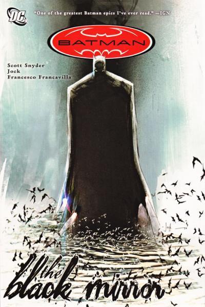 Detective Comics INT 12 Batman: The Black Mirror
