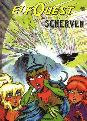 Elfquest 41 Scherven!