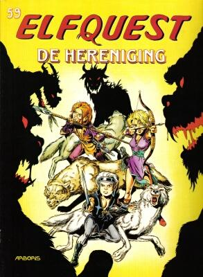 Elfquest 59 De hereniging