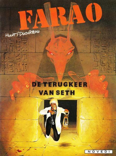 Farao 3 De terugkeer van Seth