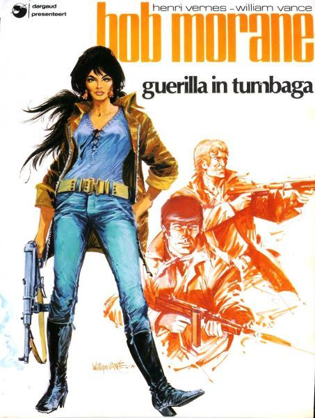 Bob Morane (Dargaud) 9 Guerilla in Tumbaga