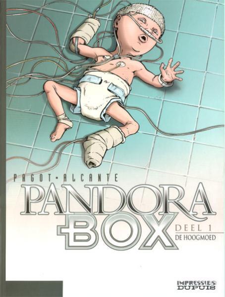Pandora box 1 De hoogmoed