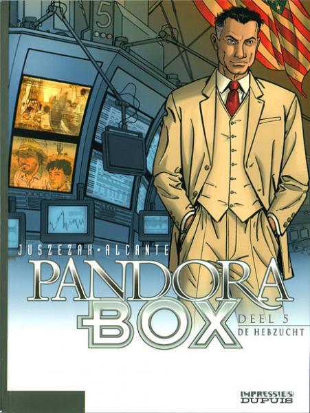 Pandora box 5 De hebzucht
