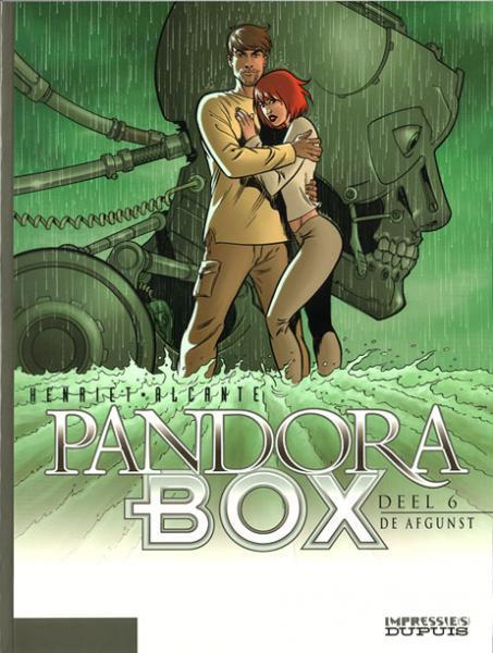 Pandora box 6 De afgunst