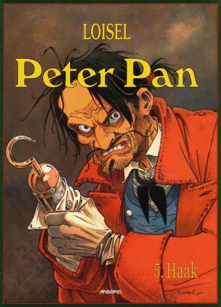 Peter Pan 5 Haak