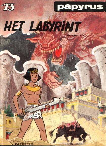 Papyrus 13 Het labyrint