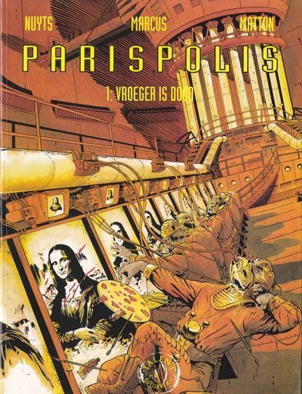 Parispolis 1 Vroeger is dood