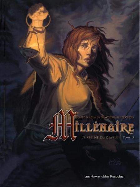 Millennium (Nolane) 3 L'haleine du diable