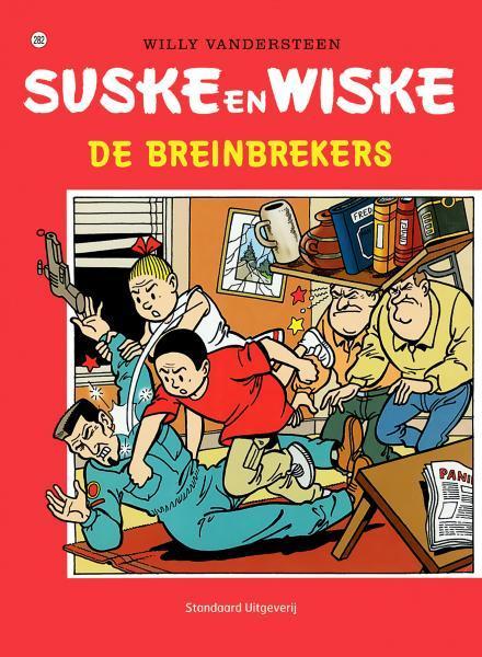 Suske en Wiske 282 De breinbrekers