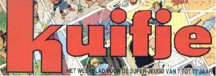 Kuifje - Weekblad - Album (Grote bundeling - Hardcover)